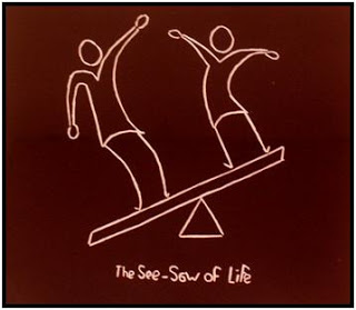 The See Saw of life