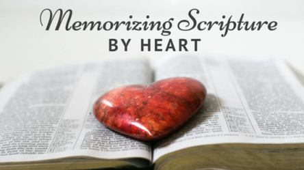 Memorizing-Scripture