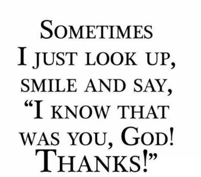 smile thanks
