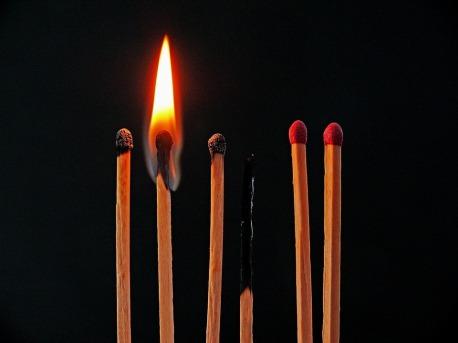 Burnout or burning zeal